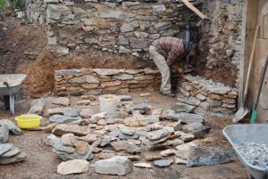 L 39 ane brasseur suivez les travaux for Habiller un mur en pierre